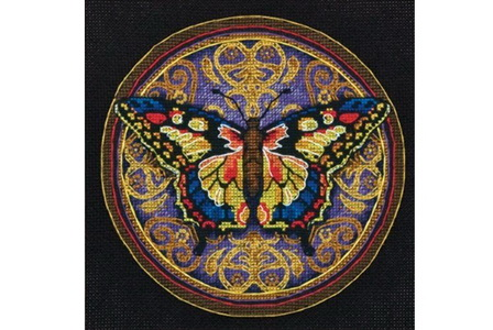 Ornate Butterfly (65095)