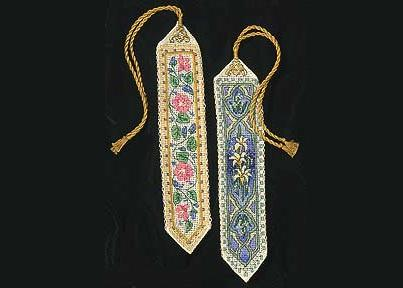 Elegant Bookmarks (6783)