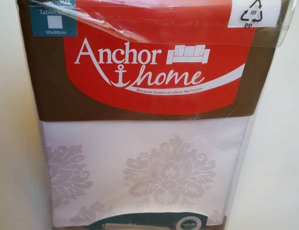 "Anchor Home ""Pure Glamour"" takelis, pilkas, 45x100cm"