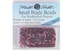 .Karoliukai Mill Hill Bugle Glass Beads 70000-70999
