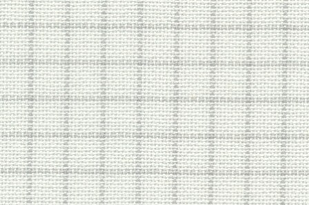 Easy Count Evenweave 32 ct. Sp. balta. Dydis 70x100 cm