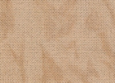 Drobė Evenweave 32 ct Vintage Coffee (3009).  Dydis 50x70 cm