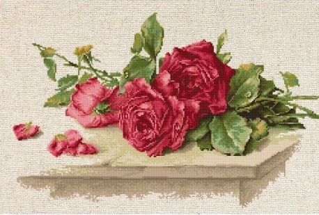 .Red Roses (Luca-S BL22411)