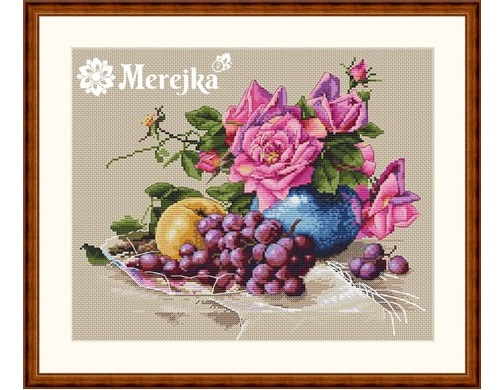 Still Life with Grape (Merejka K-20)